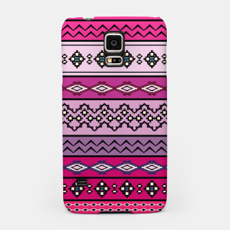 Thumbnail image of Colorful Tribal Art - Boho Pattern Handyhülle für Samsung, Live Heroes