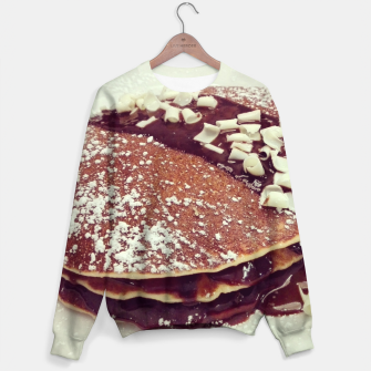 Thumbnail image of Hotcakes!! Sweater, Live Heroes