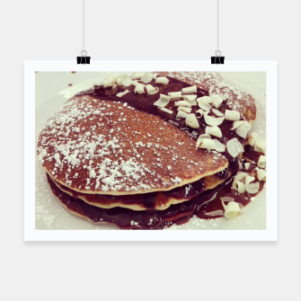 Thumbnail image of Hotcakes!! Poster, Live Heroes