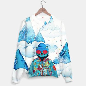Miniaturka Kitty in the sky Sweater, Live Heroes