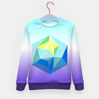 Thumbnail image of new Kid's Sweater, Live Heroes