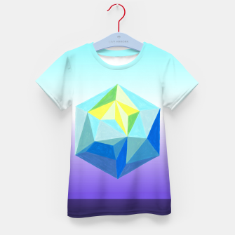 Thumbnail image of new Kid's T-shirt, Live Heroes