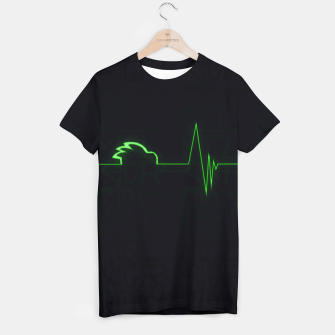 Thumbnail image of Constantes Vitales  Camiseta, Live Heroes