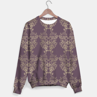 Thumbnail image of Floral vintage Sweater, Live Heroes