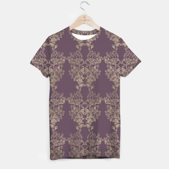 Thumbnail image of Floral vintage T-shirt, Live Heroes