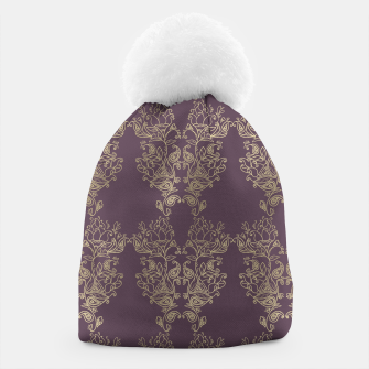 Thumbnail image of Floral vintage Beanie, Live Heroes