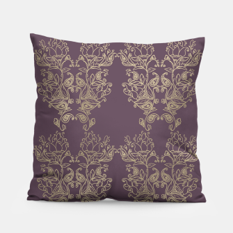 Thumbnail image of Floral vintage Pillow, Live Heroes