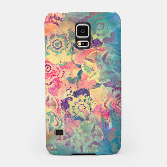 Thumbnail image of Abstract Flowers Samsung Case, Live Heroes