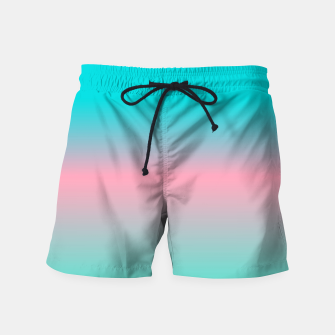 Thumbnail image of think bright Swim Shorts, Live Heroes