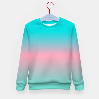 Thumbnail image of think bright Kid's Sweater, Live Heroes