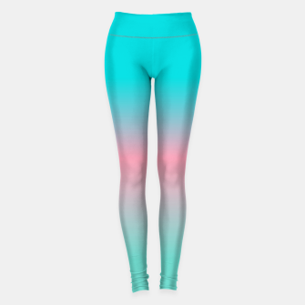 Thumbnail image of think bright Leggings, Live Heroes