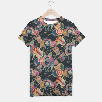 Thumbnail image of Blue Garden T-shirt, Live Heroes