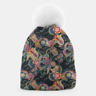 Thumbnail image of Blue Garden Beanie, Live Heroes