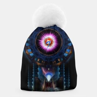 Thumbnail image of Mystical Realm Of Zypher Beanie, Live Heroes