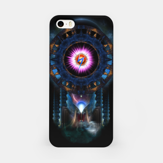 Thumbnail image of Mystical Realm Of Zypher iPhone Case, Live Heroes