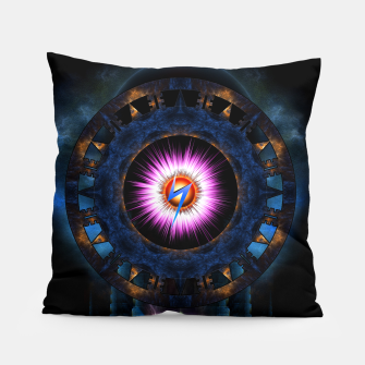 Thumbnail image of Mystical Realm Of Zypher Pillow, Live Heroes