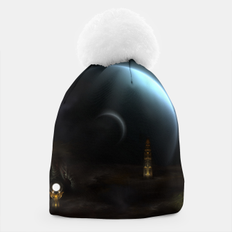 Thumbnail image of Unknown Frontiers Sci-Fi Exploration Beanie, Live Heroes