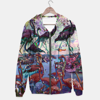 Thumbnail image of Collage LXV Hoodie, Live Heroes