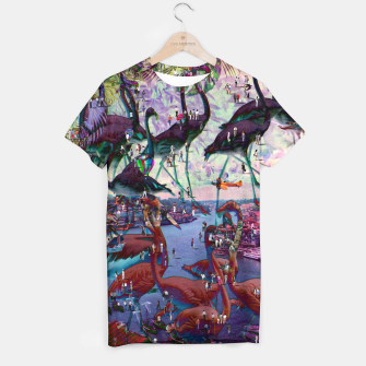Thumbnail image of Collage LXV T-shirt, Live Heroes