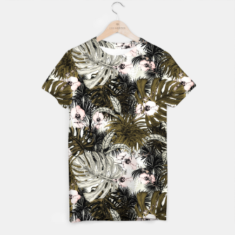 Thumbnail image of Exotic nature of the jungle Camiseta, Live Heroes