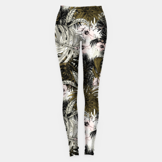 Thumbnail image of Exotic nature of the jungle Leggings, Live Heroes
