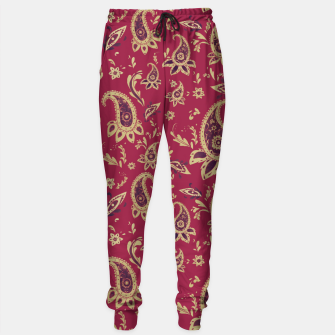 Thumbnail image of Paisley in Gold Sweatpants, Live Heroes