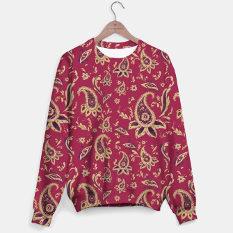 Thumbnail image of Paisley in Gold Sweater, Live Heroes