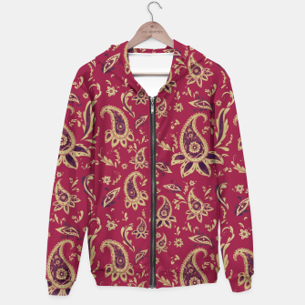 Thumbnail image of Paisley in Gold Hoodie, Live Heroes