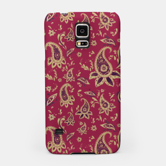 Thumbnail image of Paisley in Gold Samsung Case, Live Heroes