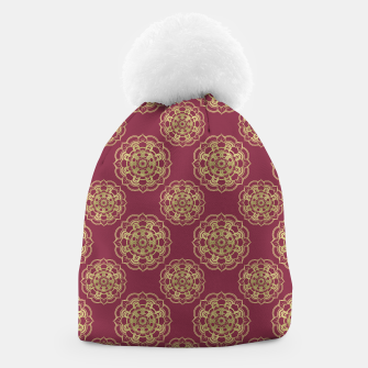 Thumbnail image of Fior d'oro Beanie, Live Heroes
