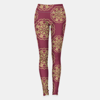 Thumbnail image of Fior d'oro Leggings, Live Heroes