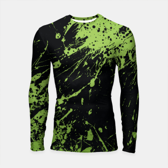 Thumbnail image of Feel the Energy! Longsleeve Rashguard, Live Heroes