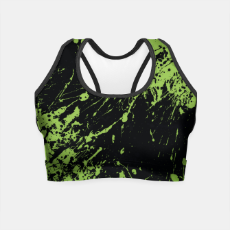 Thumbnail image of Feel the Energy! Crop Top, Live Heroes