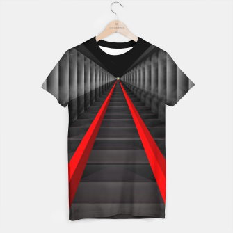 Thumbnail image of The Light At The Far End Of The Tracks T-shirt, Live Heroes