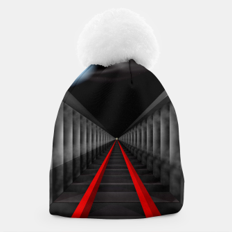 Thumbnail image of The Light At The Far End Of The Tracks Beanie, Live Heroes