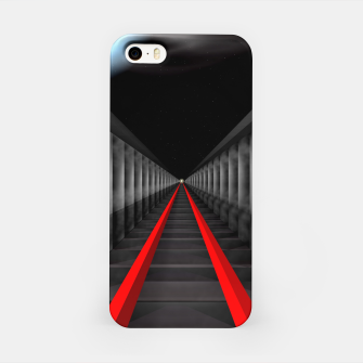 Thumbnail image of The Light At The Far End Of The Tracks iPhone Case, Live Heroes