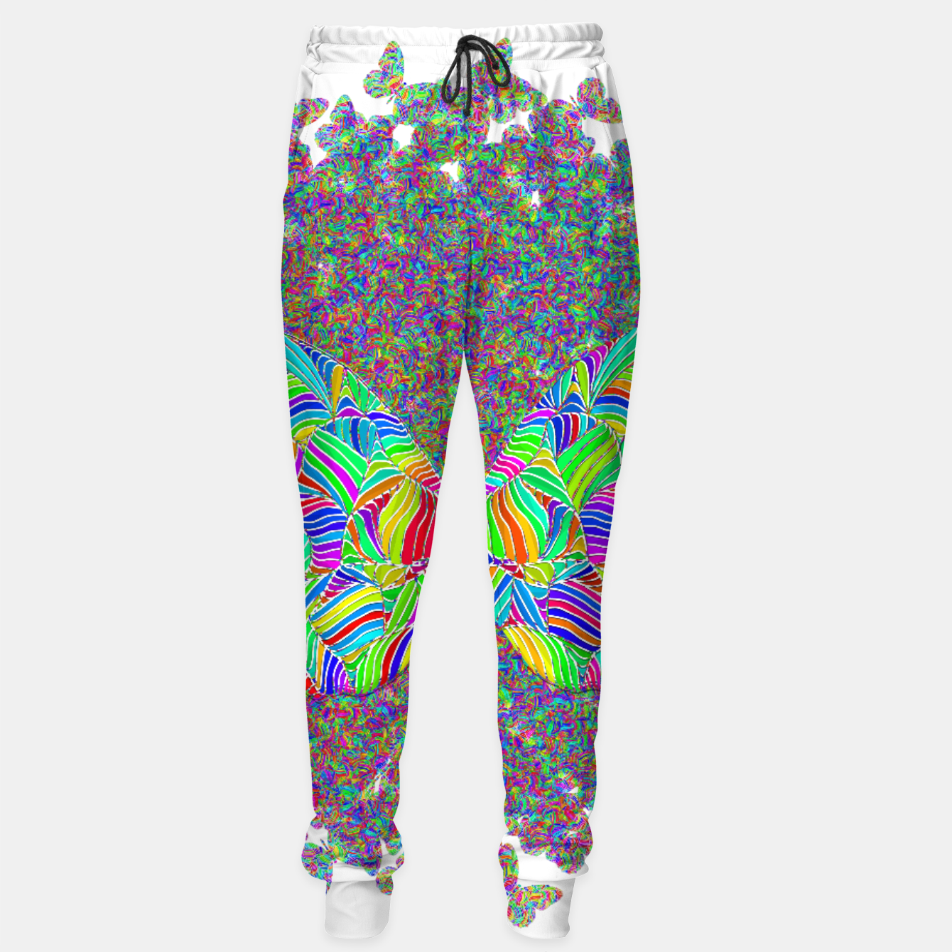 Image of btf Sweatpants - Live Heroes