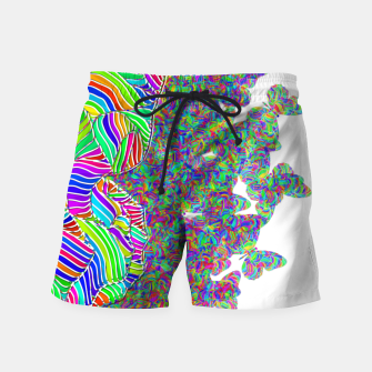 Thumbnail image of btf Swim Shorts, Live Heroes