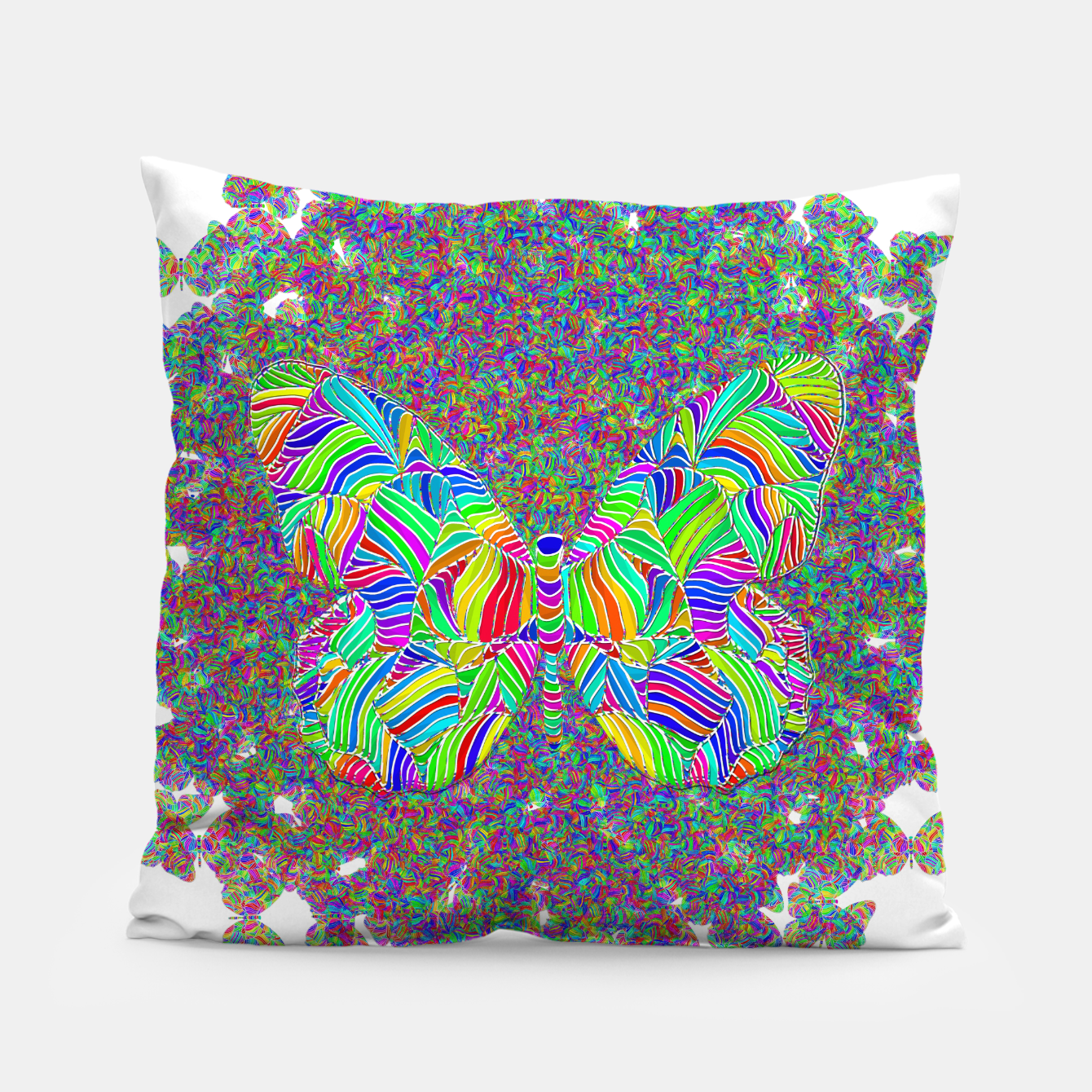 Image of btf Pillow - Live Heroes