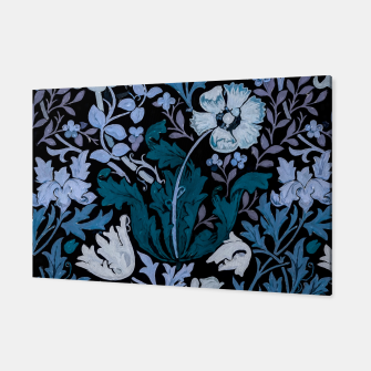 Thumbnail image of Blues flowers Toile, Live Heroes
