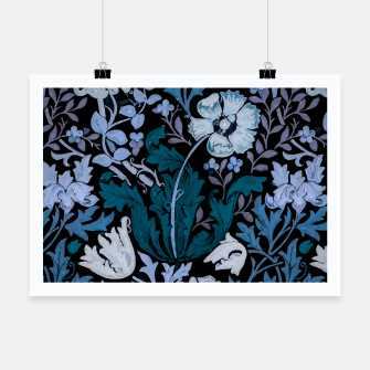 Thumbnail image of Blues flowers Affiche, Live Heroes