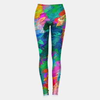 Miniature de image de Delight Leggings, Live Heroes