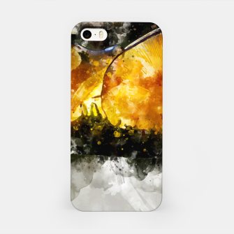 Thumbnail image of Forest Yellow Mushroom iPhone Case, Live Heroes