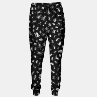 Thumbnail image of Beetlemania II B&W INVERT Sweatpants, Live Heroes