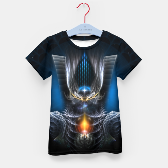 Thumbnail image of Kydirin The Symbol Of Atophos Kid's T-shirt, Live Heroes