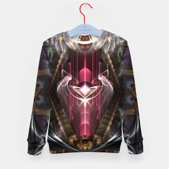 Thumbnail image of Kronolux Kid's Sweater, Live Heroes