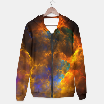 Thumbnail image of Nebula Of Fire Hoodie, Live Heroes