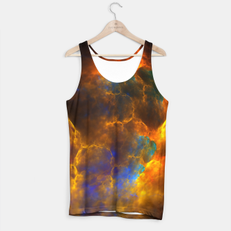 Thumbnail image of Nebula Of Fire Tank Top, Live Heroes