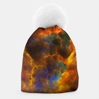 Thumbnail image of Nebula Of Fire Beanie, Live Heroes