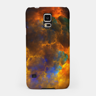 Thumbnail image of Nebula Of Fire Samsung Case, Live Heroes